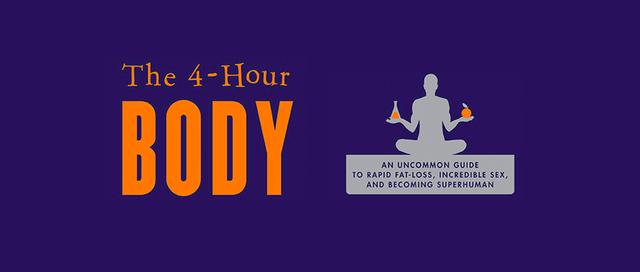 4 hour body diet plan pdf